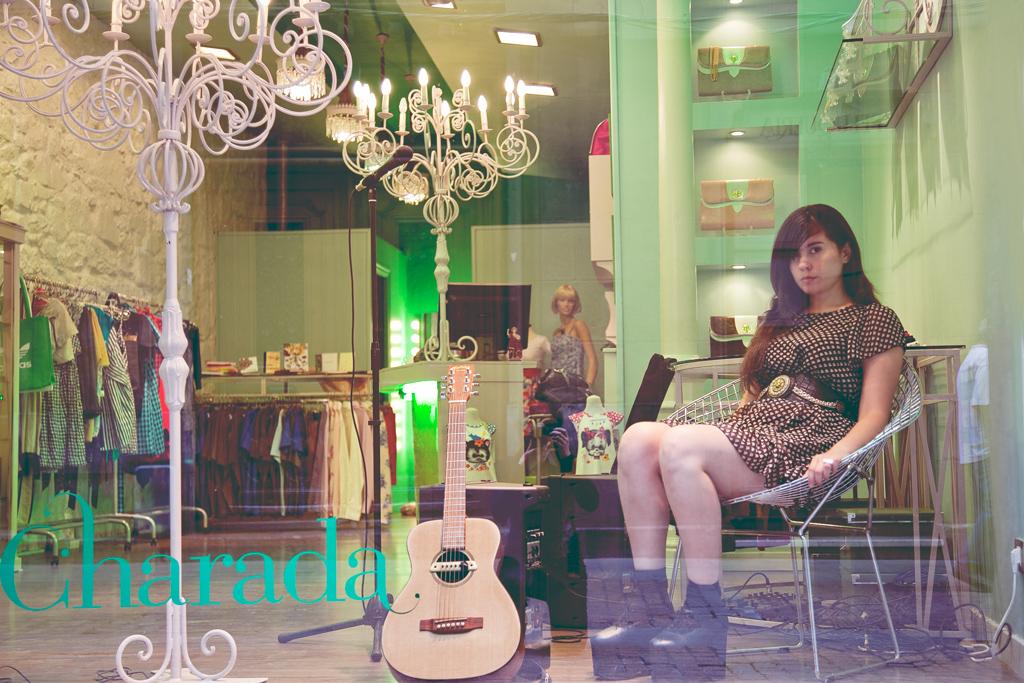 Estudio Ainara Ipina fotografia Javiera Mena escaparate