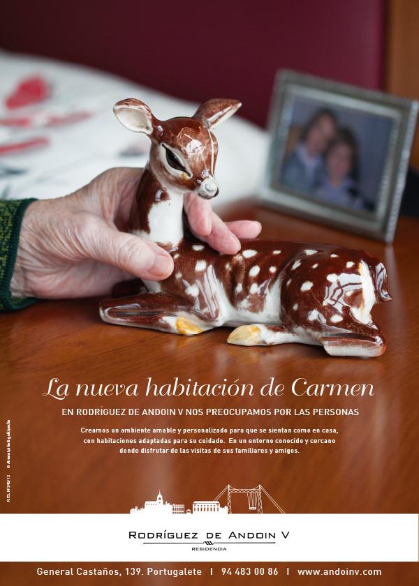 Estudio Ainara Ipiña fotografía comunicación Residencia Rodríguez Andoin V figurita